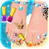 YALI LIU - Pedicure Salon -- Girls Fashion Games アートワーク