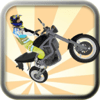Peter Bazso - Freestyle Motorcycle Driver アートワーク