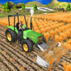 Gulfam Asghar - Forage Plow Farming Harvester アートワーク