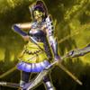 Yeisela Ordonez Vaquiro - Chameleon Archer Hunter - Down of Magic Kingdom アートワーク
