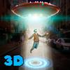 Games Banner Network - City UFO Flight Simulator 3D Full アートワーク