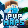 ??mpinec ?raft - MAPS for MINECRAFT PE ( Pocket Edition ) - Download PVP Map Now ( Free ) アートワーク