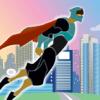 Yeisela Ordonez Vaquiro - A Flick Superhero - Hero of City アートワーク
