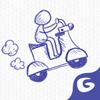 Granjur - Doodle Skooty アートワーク