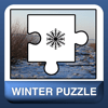 NORDPORTMEDIA - A beautiful winter and snow puzzle アートワーク