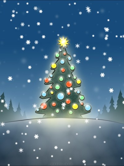 Christmas Slideshow & Wallpapers (animated snow!) on the App Store