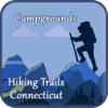 Srinivasa VeneelKrishna - Connecticut Camping & Hiking Trails アートワーク