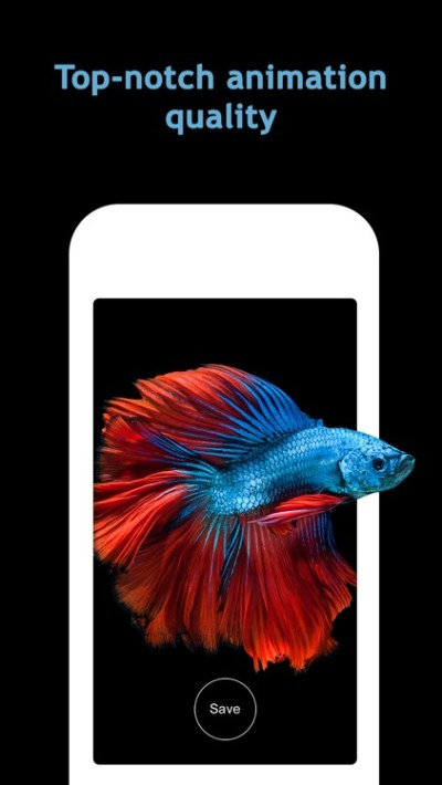 Aquarium Live HD Wallpapers for Lock Screen by Fexy Apps