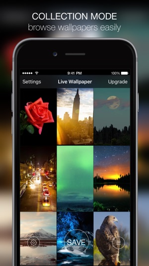 ‎Live Wallpapers for iPhone 6s - Free Animated Themes and Custom Dynamic Backgrounds on the App ...