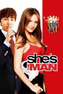She's the Man on iTunes