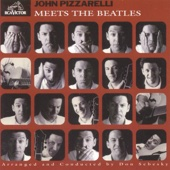 John Pizzarelli - John Pizzarelli Meets the Beatles  artwork