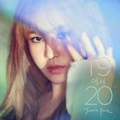 Jimin Park - 19To20 - EP  artwork