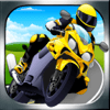 Ripon Biswas - スポーツバイクパトカーチェイス - 子供のためのトップスピードオートバイレースゲーム アートワーク