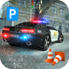 Muhammad Tahir - Highway Police Car Chase Drive : Best Par-king 3D アートワーク