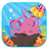 Takol Wang - Ocean Animals Coloring Page Game For Kids アートワーク