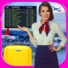 Beansprites LLC - Real Airport Story - Flight Attendant Games アートワーク