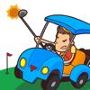 John Angemi - GolferMoji アートワーク