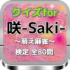 GISEI MORIMOTO - クイズfor『咲-Saki-』~萌え麻雀~検定 全80問 アートワーク
