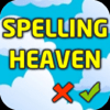 Flier - Spelling Heaven - Best Free English Spelling Puzzle & Word Game アートワーク