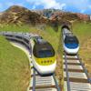 Muhammad Zubair - Driving Metro Train Sim:Race in Train Game On Rail アートワーク