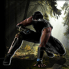 Yeisela Ordonez Vaquiro - A Jumping Of Forest Clan X - Jump Dark Messenger Ninja アートワーク