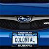 Media That Moves LLC - Colonial Subaru アートワーク