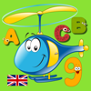 HUYNH THU CUC - Kid Shape Puzzles - A Game Helps Kids Learn English アートワーク