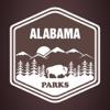 KoteswaraRao D - Alabama State & National Parks アートワーク