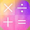 SEPTENI CROSSGATE CO.,LTD. - おしゃれかわいい電卓Calc wear 割引、消費税計算も簡単な無料の計算機アプリ アートワーク