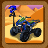 Skullbox Games - ATV Sand Racing PRO - Full Crazy Stickman Racer Version アートワーク