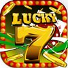Erasmo Jose Da Silva - 777 Lucky Casino Slots Machine - FREE Las Vegas Game アートワーク