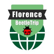 Florence travel guide and offline city map, BeetleTrip Augmented Reality metro train tube underground trip route planner advisor