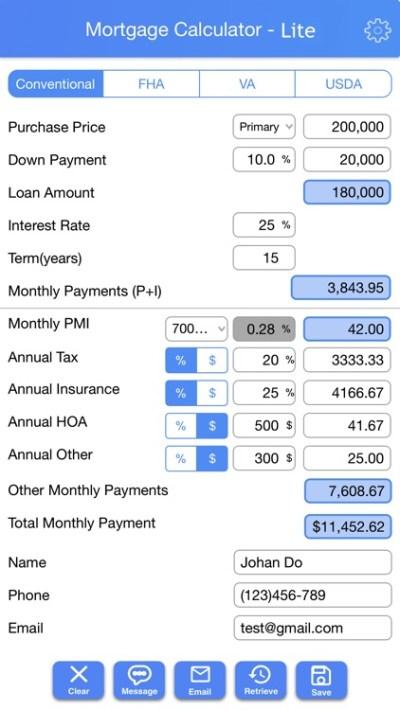 Mortgage Calculator- Lite by Jayesh Khatri