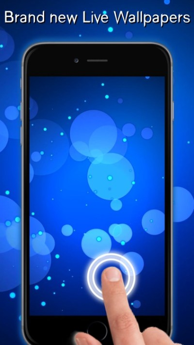 Bokeh HD Live Wallpaper for iPhone 7 iPhone 7 plus by YUNUS AMIN ABDULLAH