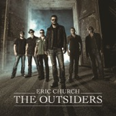 Eric Church - Like a Wrecking Ball  artwork