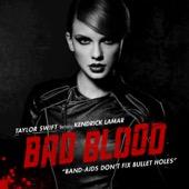 Taylor Swift - Bad Blood (feat. Kendrick Lamar)  artwork