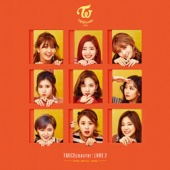 TWICE - TWICEcoaster : LANE2 アートワーク