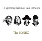 The BONEZ - To a person that may save someone アートワーク