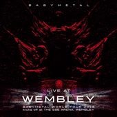 BABYMETAL - LIVE AT WEMBLEY アートワーク