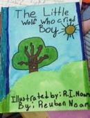 Reuben Noam & M Noam - The Little Wolf Who Cried Boy  artwork
