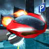 Psychotropic Games - Hover Car Parking - Flying Car Hovercraft City Racing Simulator Game PRO アートワーク