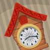 Webski Solutions - Cuckoo Clock Telling Time アートワーク
