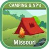 Dunga Prasad - Missouri Camping & Hiking Trails アートワーク