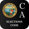 Naveen R - California Elections Code アートワーク