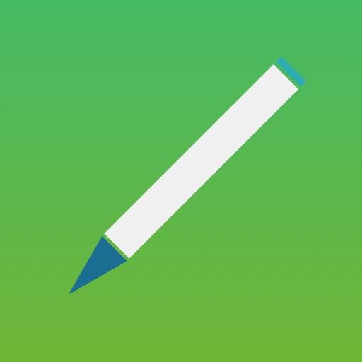 Qisa - Evernoteのノートを素早くメモして同期する。