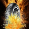 Yeisela Ordonez Vaquiro - A Driving Motorbike Burn - Awesome High-Powered Motorcycle Highway Game アートワーク
