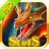 LE HUNG - Asian Lucky Dragon Slots Casino HD アートワーク