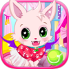 Xinyi Xu - Princess Pet Cat – Lovely Animal Virtual Develop & Dress up Game for Girls アートワーク