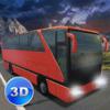 Game Maveriks - Euro Bus Simulator 3D Full - Drive European bus in our transport simulator! アートワーク