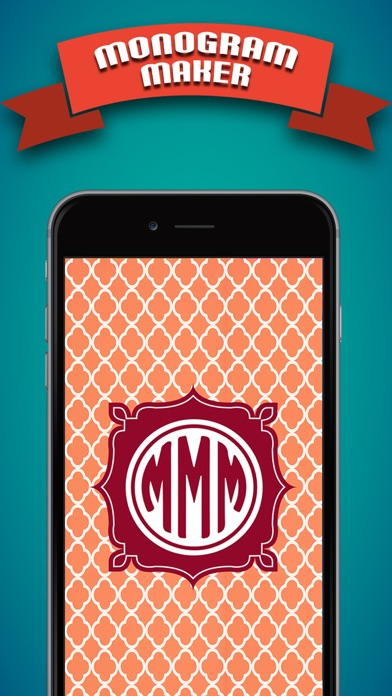 Magic Monogram Wallpaper Maker - engrave your name on custom wallpapers App Download - Android APK